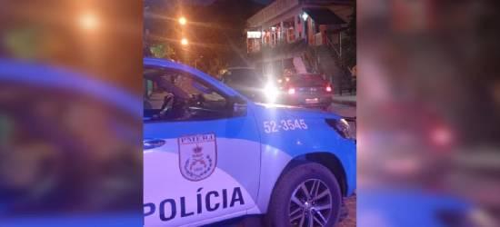 Ação coíbe carros de som no distrito de Aldeia Velha, em Silva Jardim