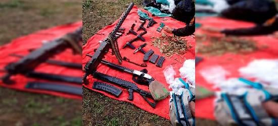 Polícia apreende metralhadora de alto poder destrutivo em Tanguá