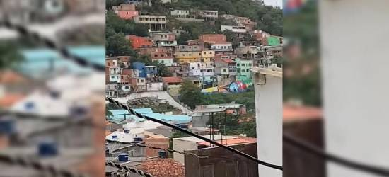 Confronto entre PMs e criminosos assusta moradores de Arraial do Cabo