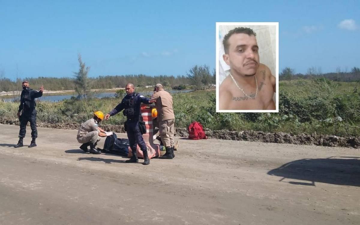 Funcionário público morre após cair de trator em Arraial do Cabo