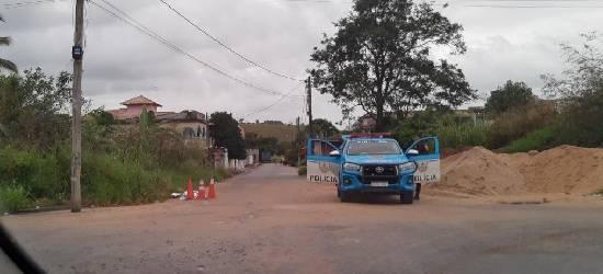 Homem é morto a tiros no bairro Lucilândia, em Silva Jardim