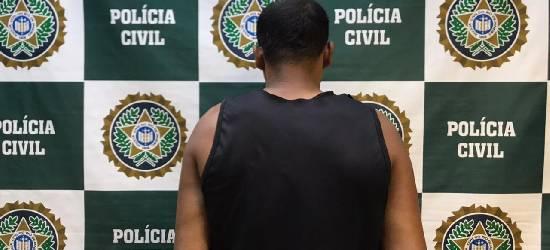 Homem é preso por amarrar e estuprar adolescente em Silva Jardim