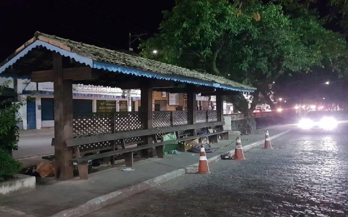 Homem em situação de rua é encontrado morto em Rio Bonito