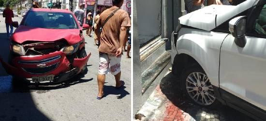 Idoso atropelado por carro em Rio Bonito recebe alta de hospital