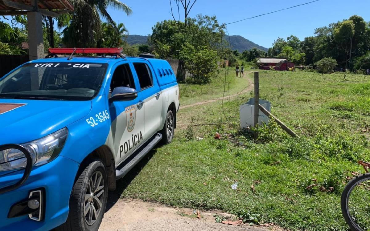Polícia investiga triplo homicídio em Silva Jardim