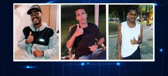 Polícia pede ajuda de moradores para encontrar assassinos de jovens