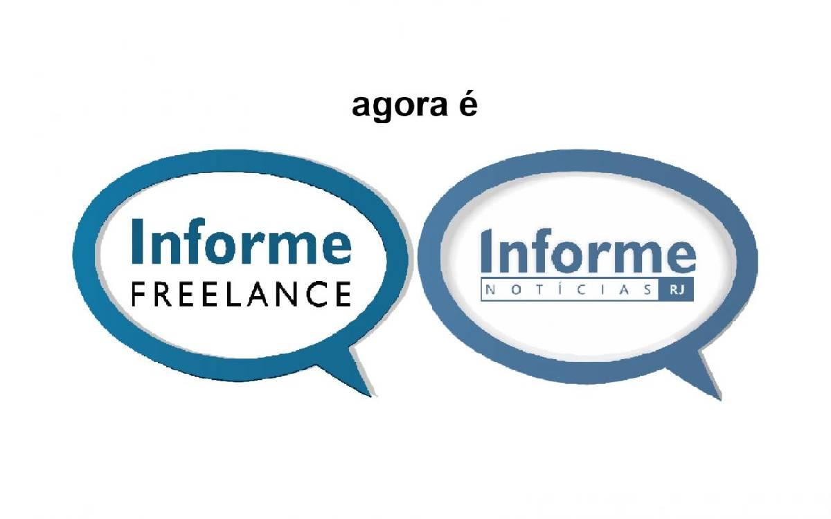 Portal de notícias Informe lança site e novo logotipo