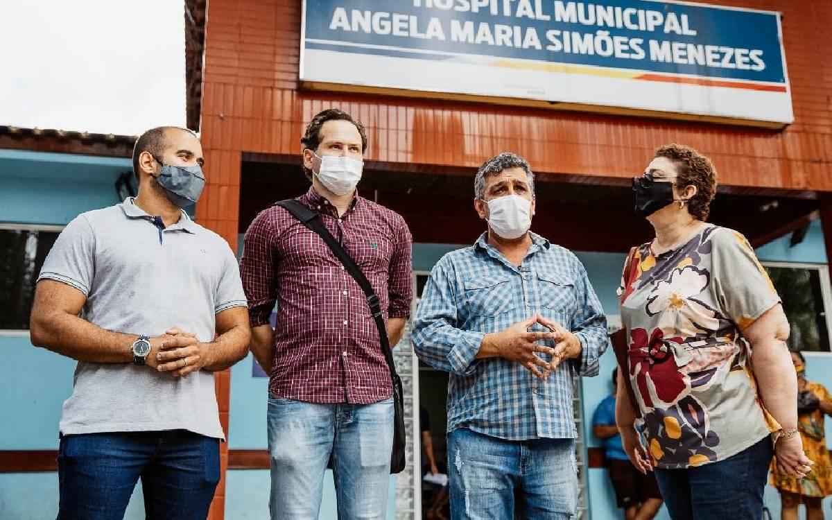 Prefeito eleito de Casimiro de Abreu define secretários de Saúde e Educação