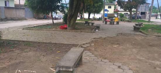Prefeitura de Silva Jardim inicia reforma da praça do bairro Cidade Nova