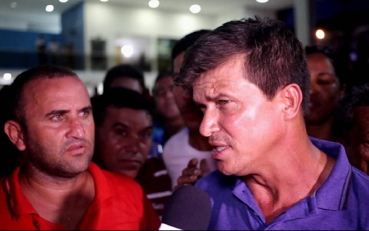 Preso em operação era coordenador de candidato a prefeito de Silva Jardim