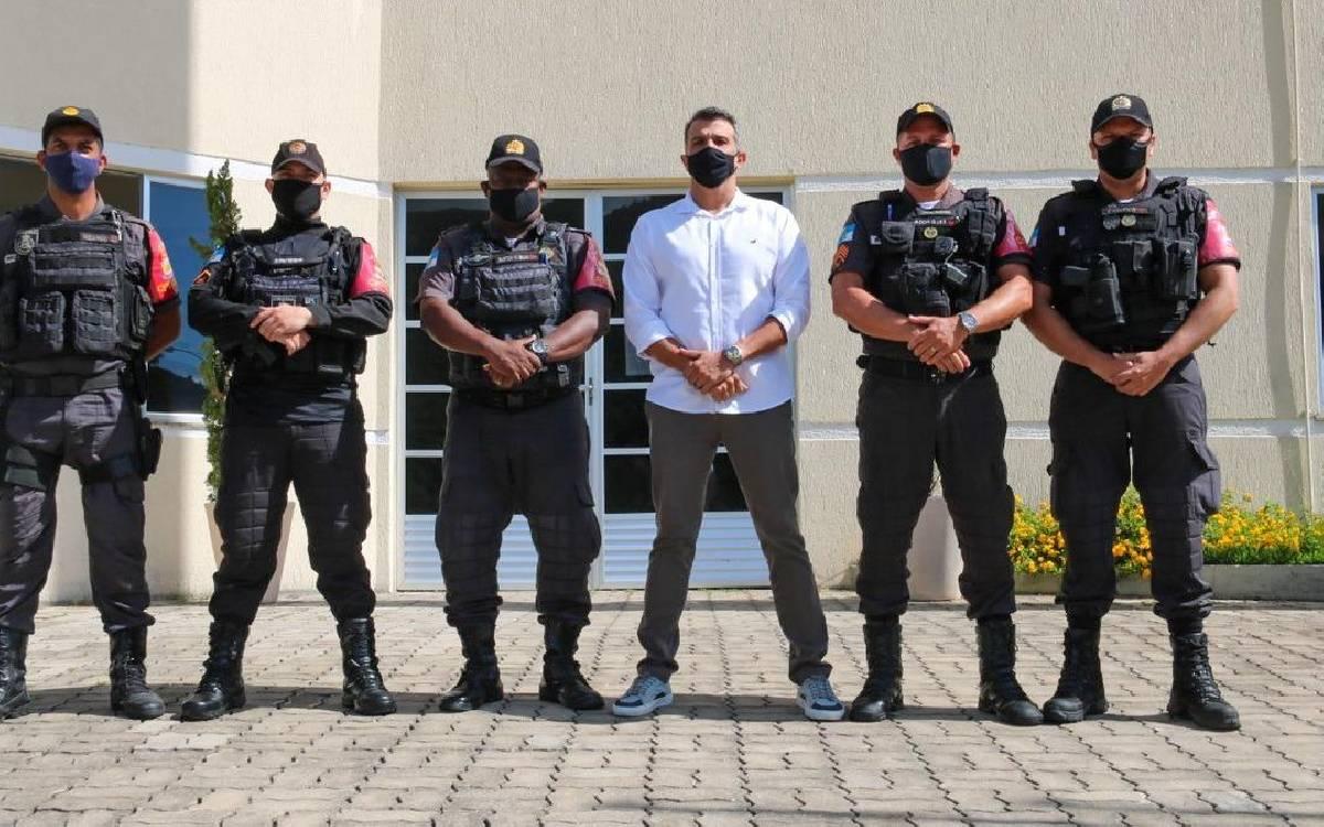 Rio Bonito anuncia reforço na segurança com apoio do Proeis
