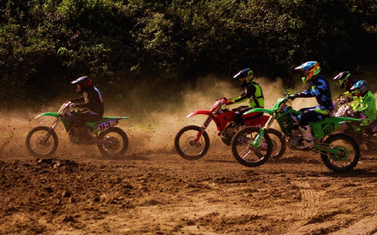 Rio Bonito sedia 2ª etapa do Campeonato Carioca de Velocross