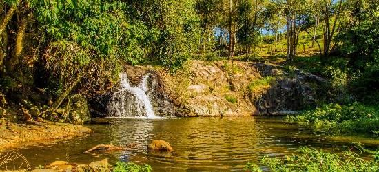 Tanguá e Rio Bonito vão bloquear os acessos à cachoeira de Tomascar