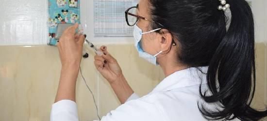 Tanguá pretende vacinar todos os profissionais da Educação em uma semana