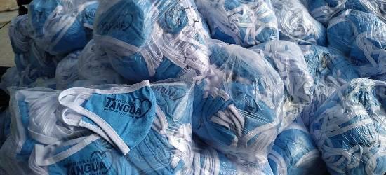 Tanguá vai distribuir 30 mil máscaras para alunos e profissionais da Educação