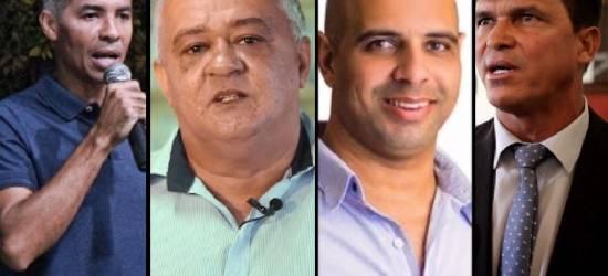 Silva Jardim tem quatro candidatos a prefeito nas eleições de 2020